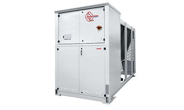 H4F HEATING FOR FREE simultaneous heating and cooling