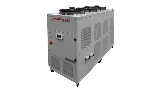 HCA  Air cooled thermochillers